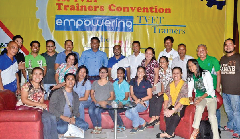 QNAS Participates in the 1st TVET Trainers Convention