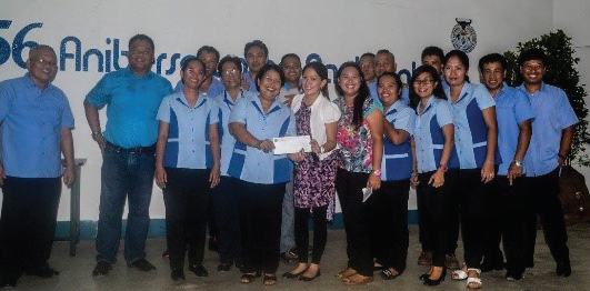 QNAS Commemorates Its 56th Founding Anniversary 2